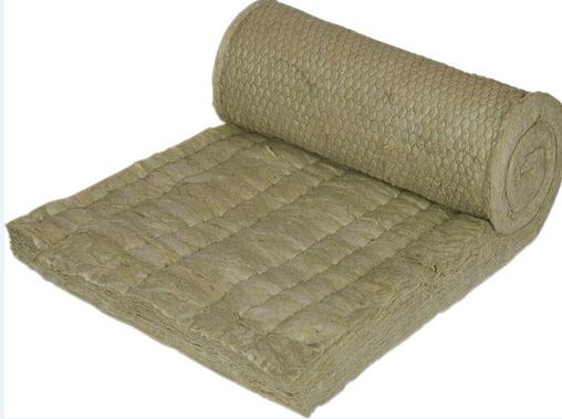 Rock wool blanket rock wool insulation broad group co ltd for Mineral wool blanket